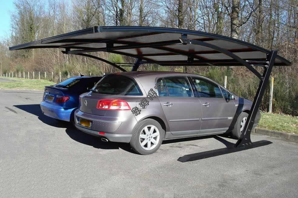 Carport assembled assembled assembled car parking shed shed